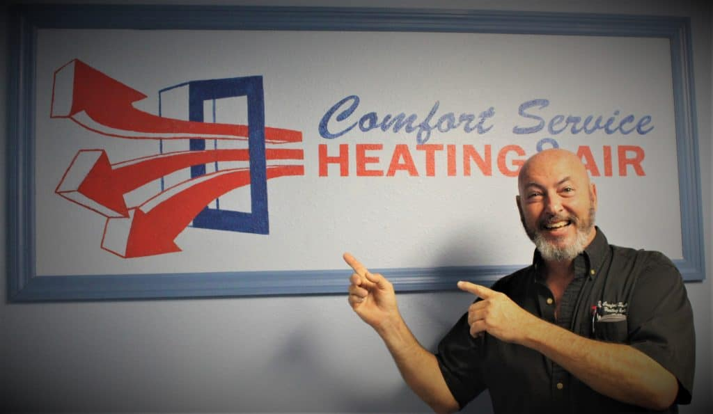 Robert Manning Best AC Company in Titusville Owner